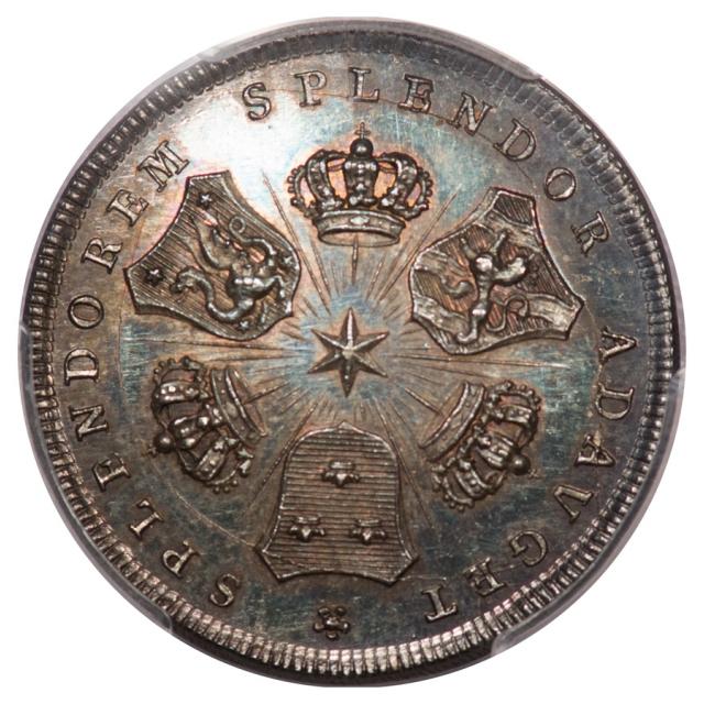 C. 1728-45 Legend Market King Set PCGS MS65 Sweden Medal