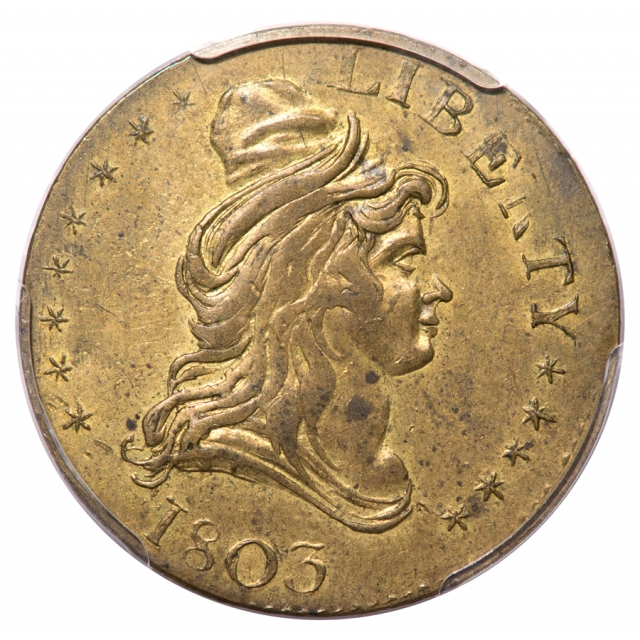 1803 Gaming Token Birmingham Eng. J-C1803-3 Kettle and Sons PCGS MS62 Token